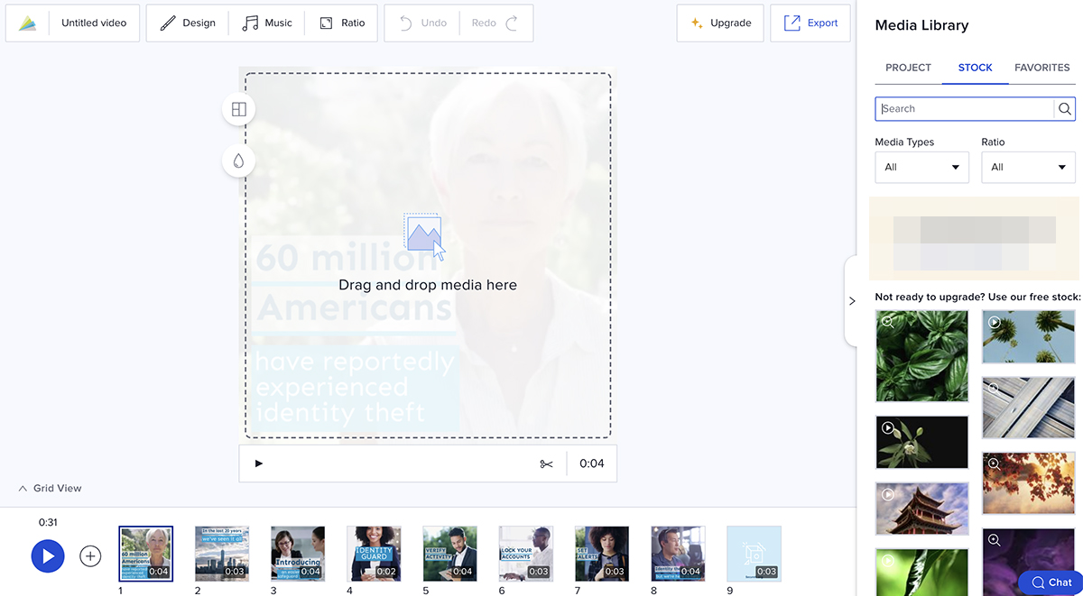 social media tools for productivity - Animoto