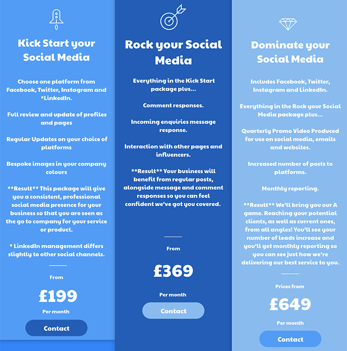 packaged social media services - Babbl